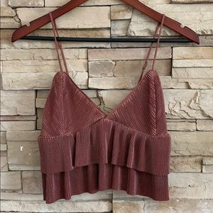 Tops - Ruffle top